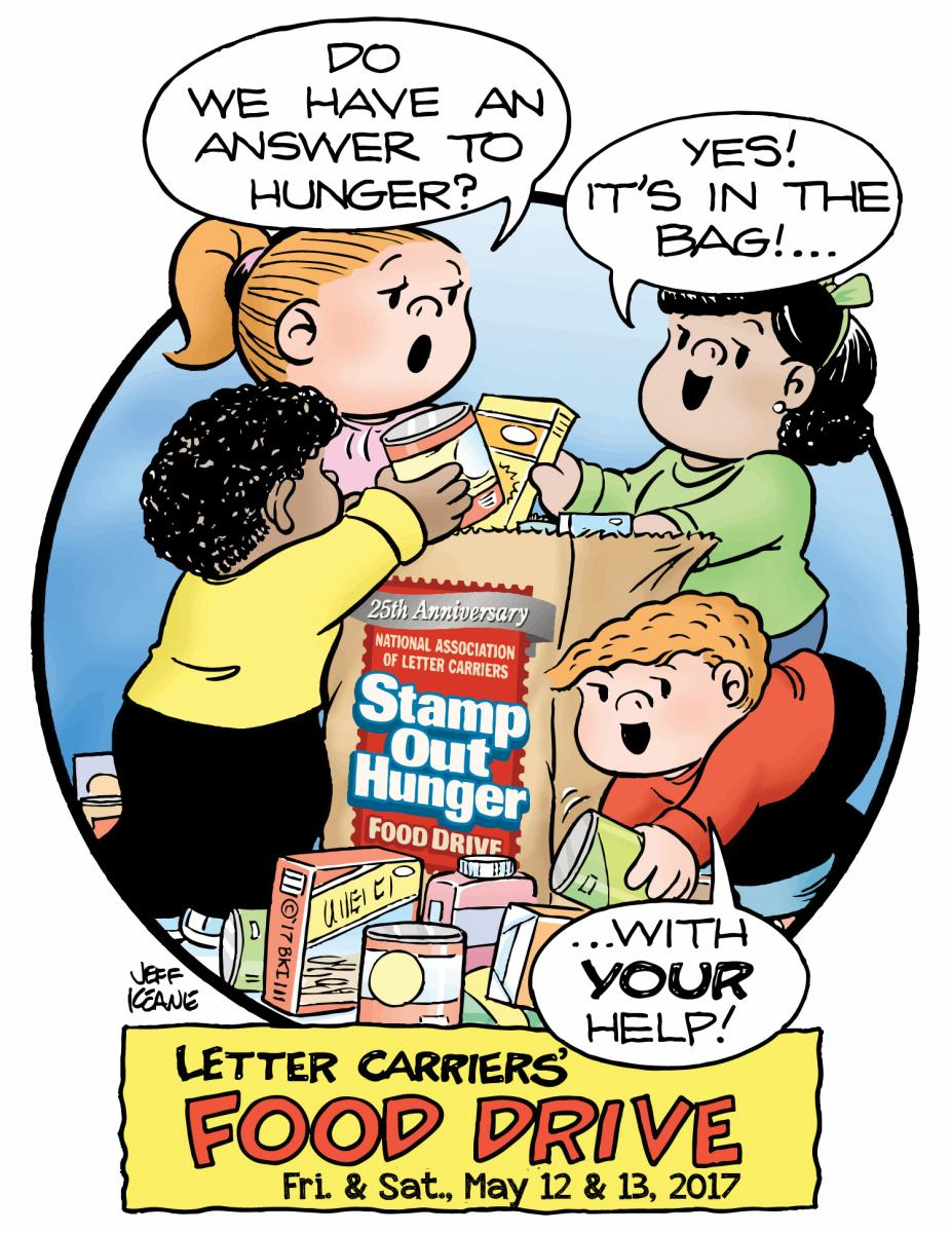 nalc food drive as families struggle to make ends meet in these challenging economic times it becomes difficult to even put food on the table